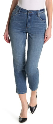 KUT from the Kloth Meghan High Rise Ankle Cigarette Jeans