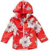 Joules Little Girls 3-6 Floral-Print Raincoat
