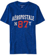 Aeropostale Mens A?ropostale Ny87 Logo Graphic T Shirt