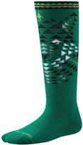 Smartwool Wintersport Wolf Socks - Merino Wool, Over the Calf (For Little and Big Kids)