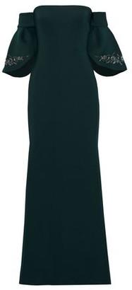 Badgley Mischka 3/4 length dress