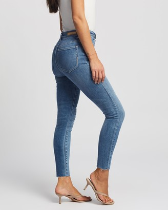 Neuw Women's Blue Skinny - Marilyn Skinny Jeans - Size 31 at The Iconic