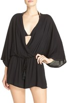 Vince Camuto Women's Cover-Up Romper