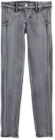Tractr Girl's Overdye Skinny Jeans