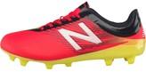 New Balance Junior Furon 2.0 Dispatch FG Football Boots Bright Cherry