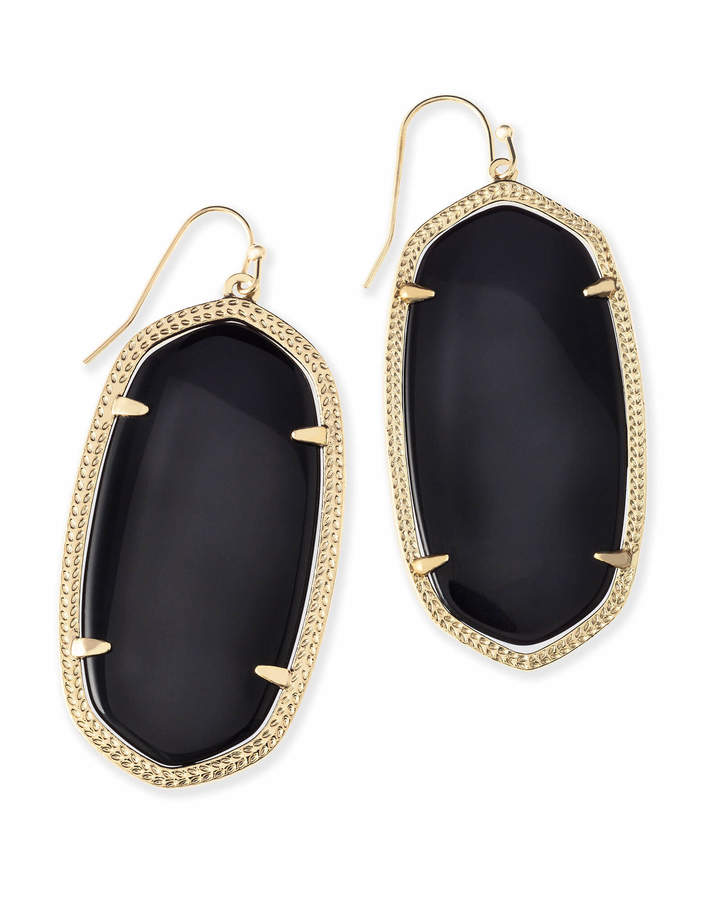 3ca1fa35b Black Statement Earrings - ShopStyle