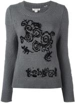 Marc Jacobs distressed knit jumper - women - Cashmere/Wool - XS