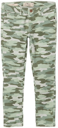 Lucky Brand Camo Pull-On Jeggings
