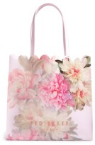 Ted Baker Painted Posie Large Icon Bag - Pink