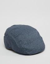 Goorin Bushwick Flat Cap In Blue