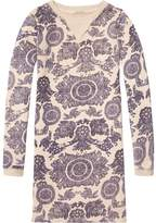 Scotch & Soda Printed Sweat Dress