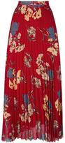 Dondup 'Soleada' pleated skirt