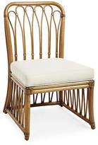 Selamat Ella Rattan Side Chair - Nutmeg