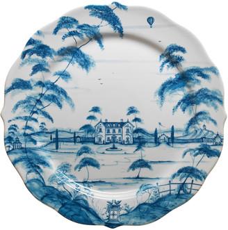 Juliska Country Estate Delft Blue Charger Plate