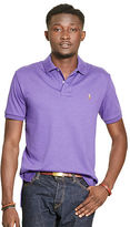 Polo Ralph Lauren Custom-Fit Pima Cotton Polo