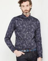 TWOACES Tropical print shirt