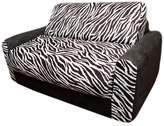 Fun Furnishings Animal Print Sleeper Sofa - KIds