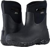 Bogs Workman Mid (Black) Men's Rain Boots
