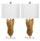 Safavieh Aerin Wings Table Lamps (Set of 2)