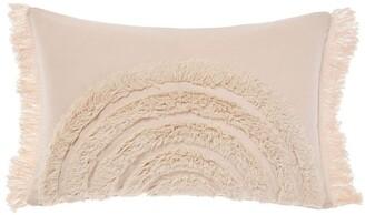 Linen House Daybreak Cushion Pink Cushion-40x60cm