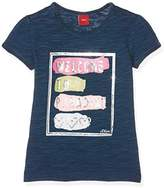 S'Oliver Girl's Kurzarm T-Shirt