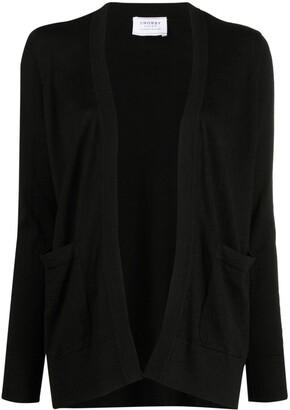 Snobby Sheep V-neck silk-cashmere blend cardigan