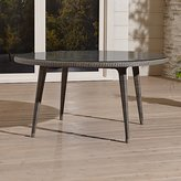 Crate & Barrel Bridgewater Round Dining Table