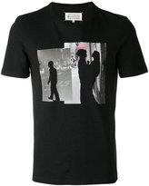 Maison Margiela printed T-shirt - men - Cotton - 50