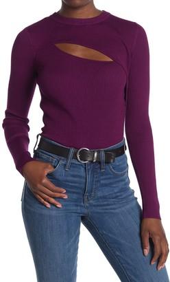 Love Token Louis Cutout Sweater