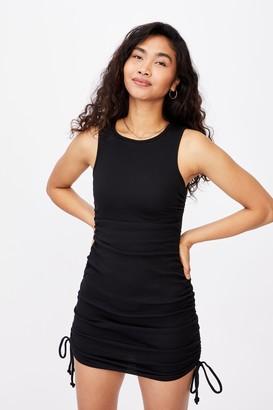 Supre Frida Ruched Mini Dress
