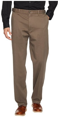 Dockers Comfort Khaki D3 Classic Fit Pants (Dark Pebble) Men's Casual Pants