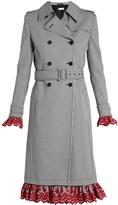 Altuzarra Mesquite stretch-cotton trench coat