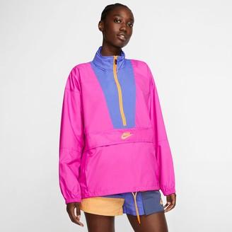 Nike Women's Sportswear Icon Clash Wind Jacket