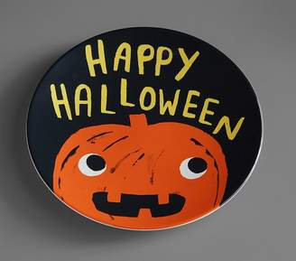 Pottery Barn Kids Halloween Glow-in-the-Dark Plates