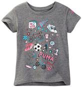 Puma Graphic Tee (Little Girls)