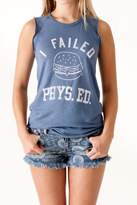 Junk Food Clothing Phys Ed Tank