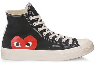 Comme des Garcons x Converse High-Top Sneakers