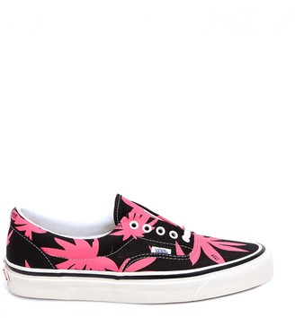 Vans Anaheim Era 95 DX Printed Lace Up Sneakers