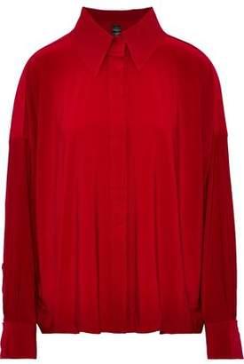 Norma Kamali Cady Shirt