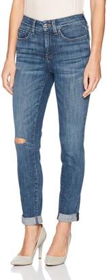 NYDJ Women's Girlfriend Jeans