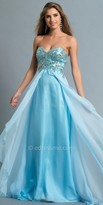 Dave and Johnny Cinderella Prom Dress