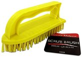 handy helpers Scrub brush with handle - Case of 24