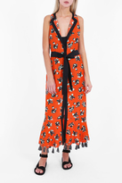 Proenza Schouler Floral Cover Up Dress