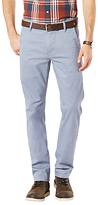 Dockers Alpha Slim Fit Twill Trousers, Ventana Blue