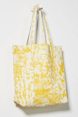 Anthropologie Anya Leather Tote Bag By in Assorted Size ALL