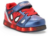 Spiderman Spider Man Toddler Boys Light-Up Sneakers