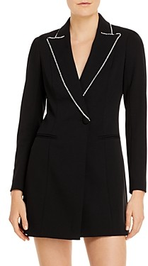 Jay Godfrey Ace Blazer Dress