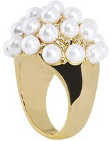 Body Candy Size 6 Classic Cluster Cocktail Ring