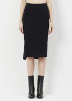 Zero Maria Cornejo black / ink kai skirt