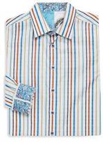 Robert Graham Teepee Striped Sportshirt